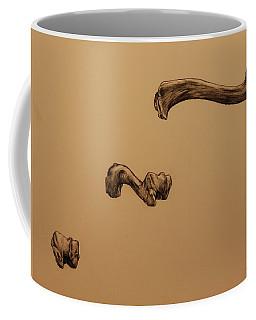 Growing Bone Coffee Mug