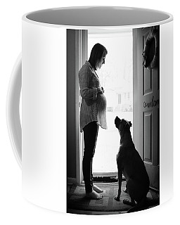 Coffee Mug featuring the photograph Growing Family by Kelly Hazel