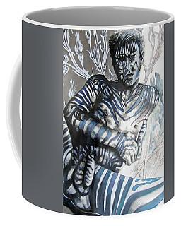 Growing Pains Zebra Boy  Coffee Mug