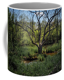 Growning From The Marsh Coffee Mug