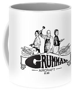 Grumman Aircraft Est 1929 Coffee Mug