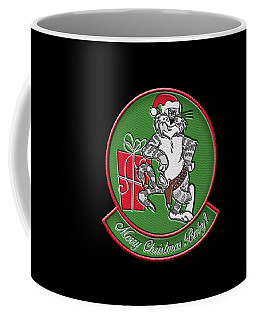 Grumman Merry Christmas Coffee Mug