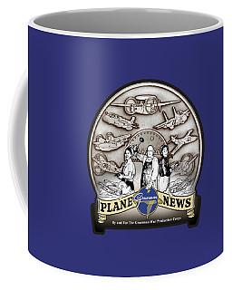 Grumman Plane News Coffee Mug