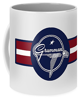 Grumman Stripes Coffee Mug
