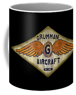 Grumman Wings Diamond Coffee Mug
