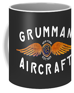 Grumman Wings Gold Coffee Mug