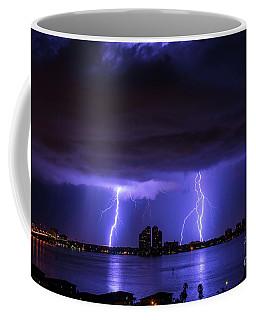 Grumpy Skies Coffee Mug