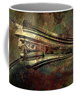 Grungy Merc Coffee Mug