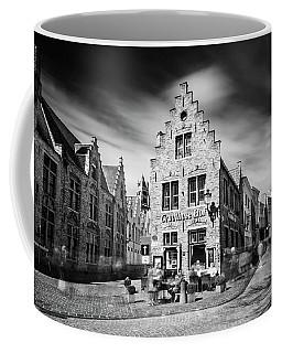 Gruuthuse Hof In Bruges Coffee Mug