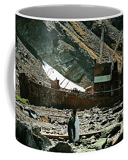 Grytviken Sentinel Coffee Mug