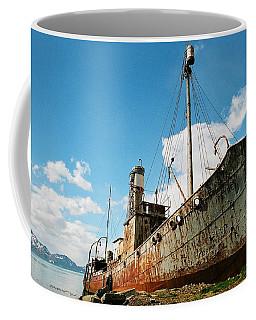 Grytviken Whaler Coffee Mug