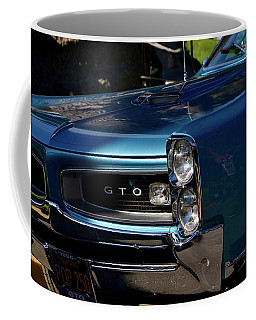 Gto Detail Coffee Mug by Dean Ferreira