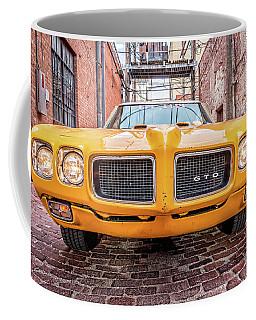 Gto - Pontiac Muscle Coffee Mug