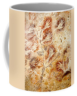 Gua Tewet - Tree Of Life Coffee Mug