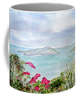 Guana Island Coffee Mug