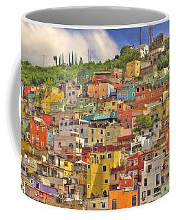 Guanajuato Hillside Coffee Mug