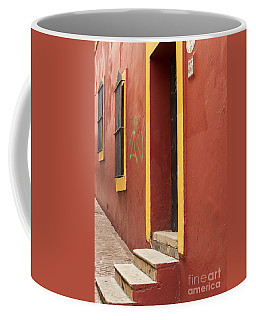 Guanajuato Mexico Colorful Building Coffee Mug
