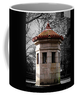 Guardhouse In Prospect Park Brooklyn Ny Coffee Mug