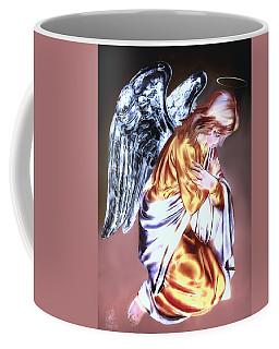 Guardian Angel Coffee Mug by Pennie  McCracken
