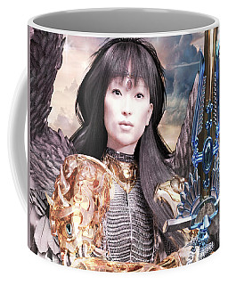 Guardian Angel12 Coffee Mug
