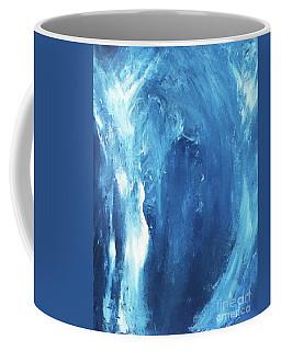 Guardian Angels Coffee Mug by Karen Nicholson