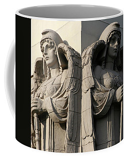 Guardian Angels Coffee Mug