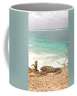 Guardian Of The Cliffs Coffee Mug