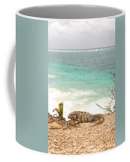 Guardian Of The Cliffs Coffee Mug