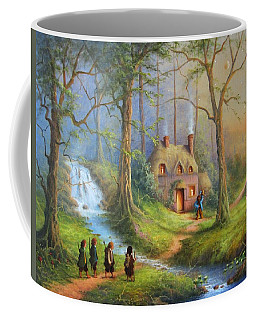 Guardian Of The Forest Coffee Mug