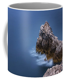 Guardian Of The Sea Coffee Mug