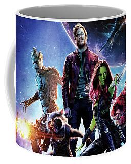Guardians Of The Galaxy Coffee Mug