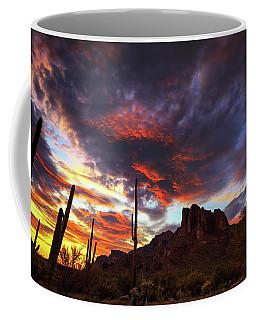 Guardians Of The Mountain Coffee Mug
