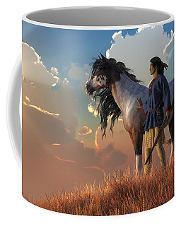 Guardians Of The Plains Coffee Mug