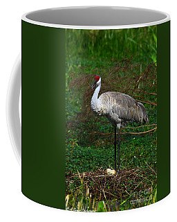 Guarding The Nest Coffee Mug