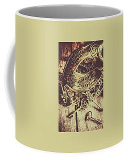 Guarding The Secrets Of Society Coffee Mug