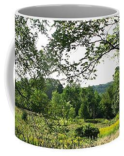 Beyound The Trees Coffee Mug