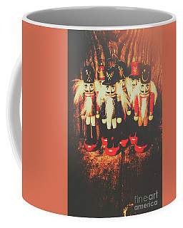 Guards Of The Toy Box Coffee Mug