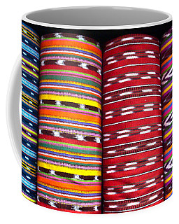 Guatemalan Textiles 2 Coffee Mug