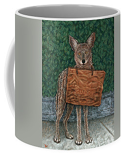 Gucci Coyote Coffee Mug