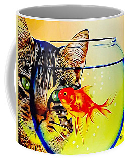 Guess Who's Coming To Dinner? Coffee Mug