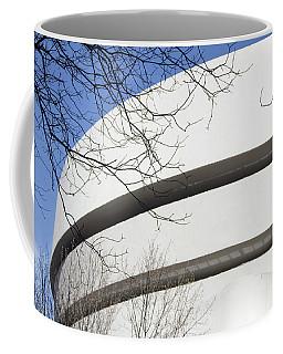 Guggenhiem Color II Coffee Mug
