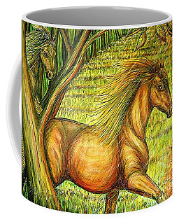 Guidance-out Of The Woods Coffee Mug