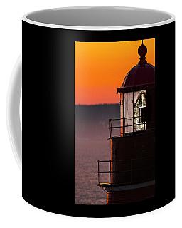 Guiding Light Coffee Mug by Marty Saccone