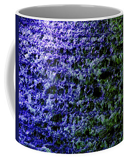 Coffee Mug featuring the photograph Guildford Waterfall by Will Borden