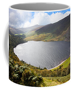 Guinness Lake In Wicklow Mountains  Ireland Coffee Mug