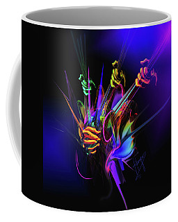 Guitar 3000 Coffee Mug