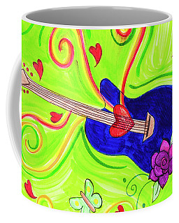 Sound Of Swirls Coffee Mug