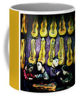Guitar Shop Coffee Mug