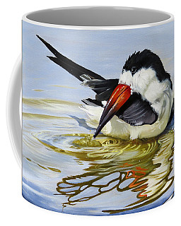 Gulf Coast Black Skimmer Coffee Mug