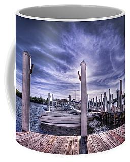 Gulf Coast Blues Coffee Mug